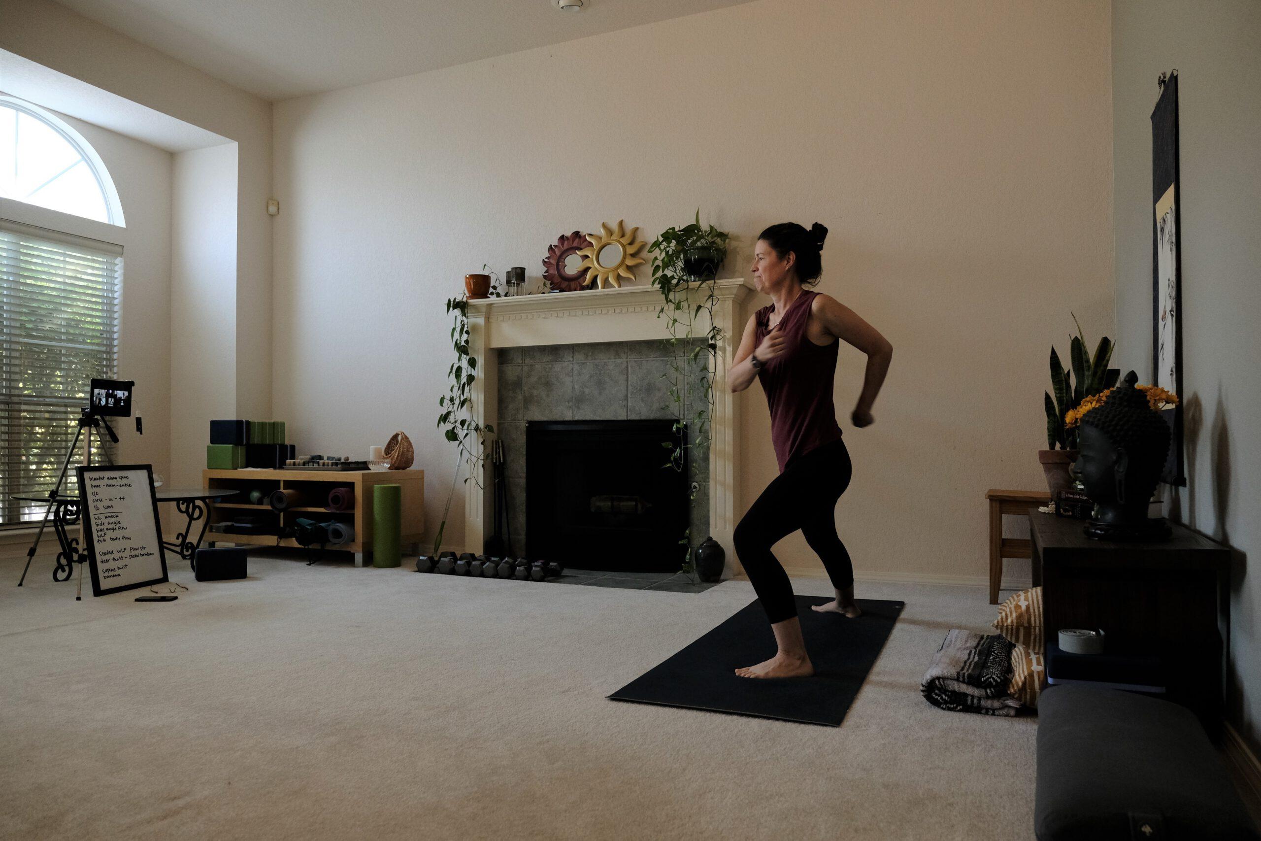 andrea neil online yoga
